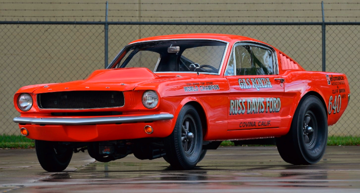 ford muscle cars history video