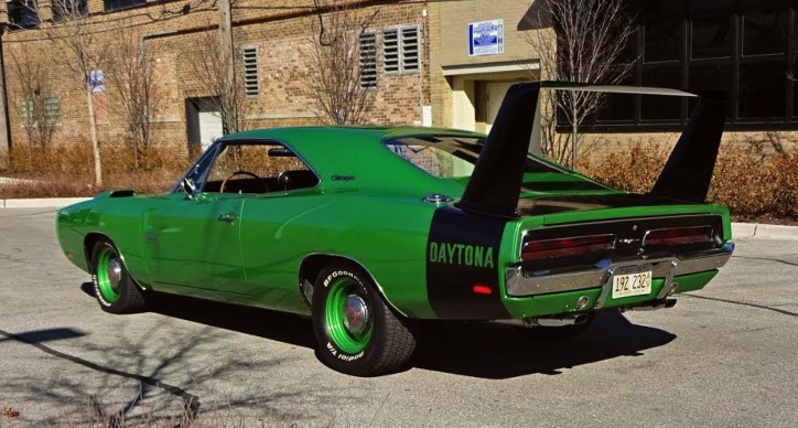 1969 dodge charger daytona 426 hemi