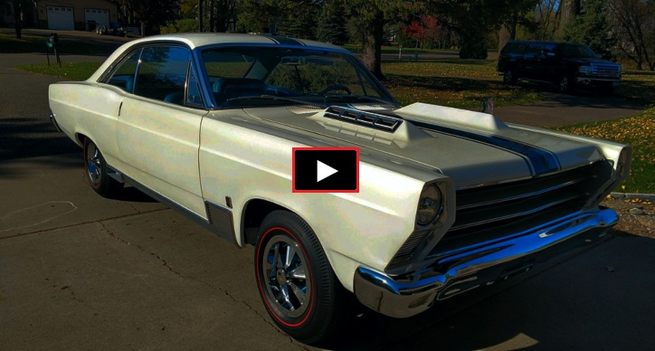 1966 ford fairlane 427 side oiler show car