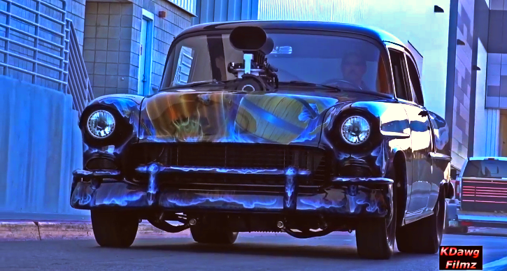 1955 chevy moonshine runner