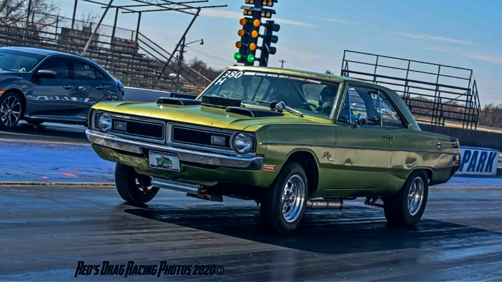 1971 dodge dart swinger build