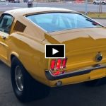 1967 ford mustang big block build