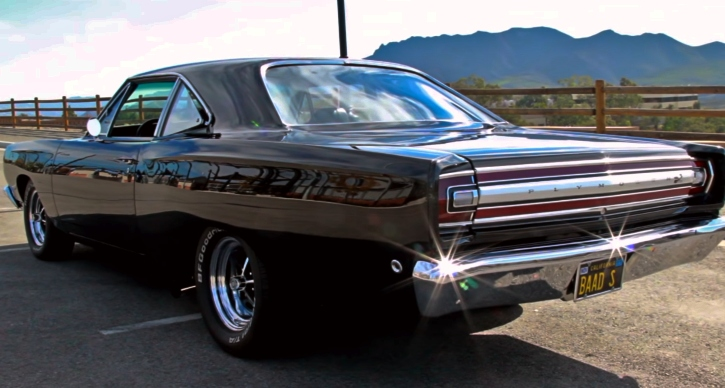 stick shift 1968 road runner 440