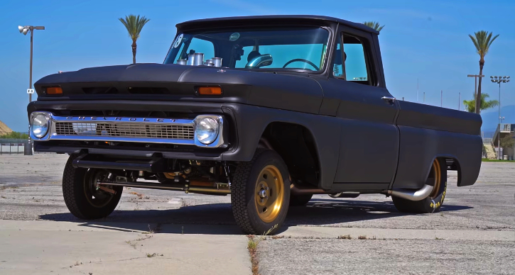 1965 chevy c10 truck 572 big block