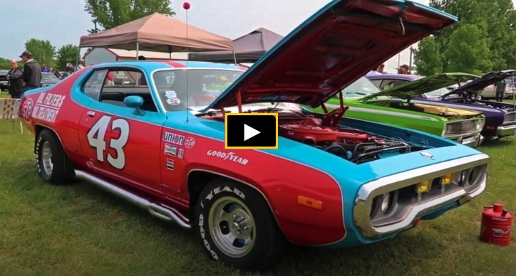 all mopar car show video