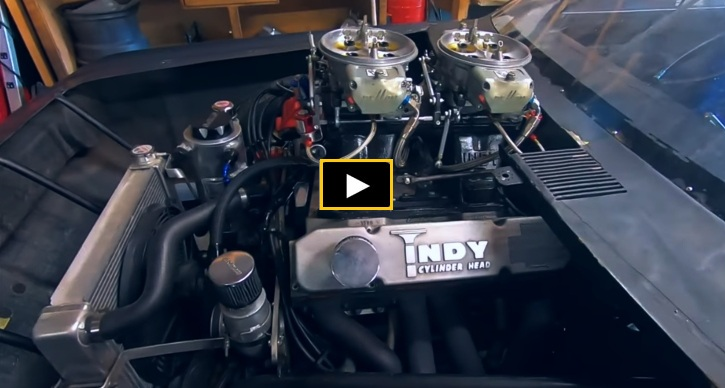 540 big block mopar engine build