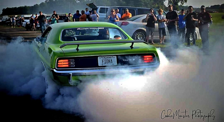 440 six barrel 1970 plymouth cuda