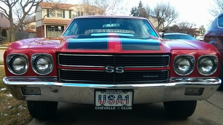 454 big block chevrolet chevelle