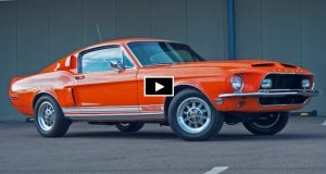 original 1968 shelby gt500kr