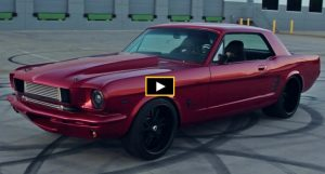 custom built 1966 ford mustang