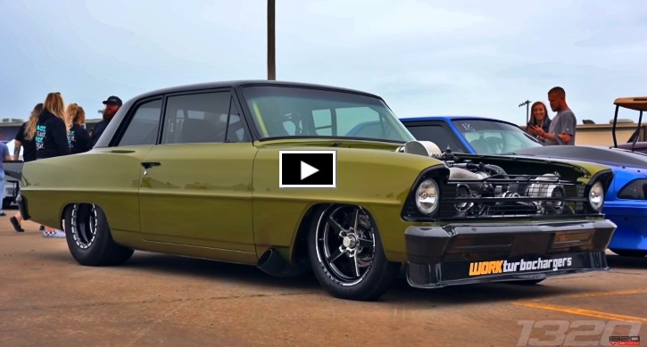 chevy nova 540 drag racing