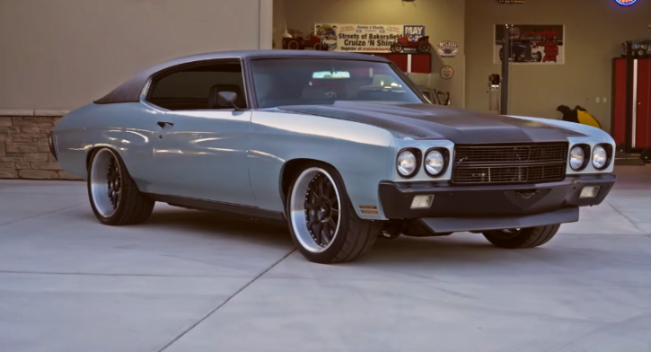 1970 chevy chevelle budget build