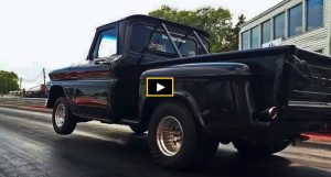 street outlaws big block chevy c10