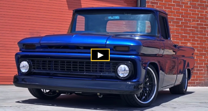 1963 chevy c10 big block build