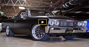 first generation chevrolet el camino build