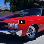 nitrous big block chevelle sexy sally