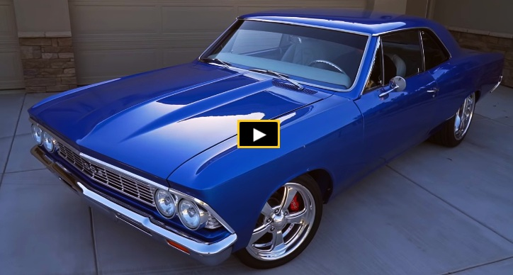 1966 chevy chevelle ss build