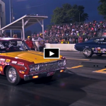plymouth belvedere 1/4 mile race