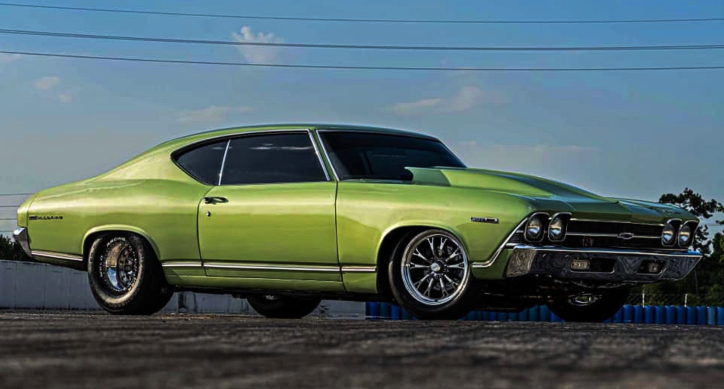 shafiroff big block 1969 chevy chevelle
