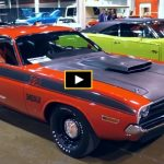 rare mopar muscle cars at mcacn