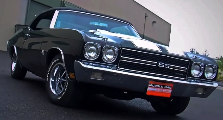 top 1970 chevy chevelle ss muscle cars