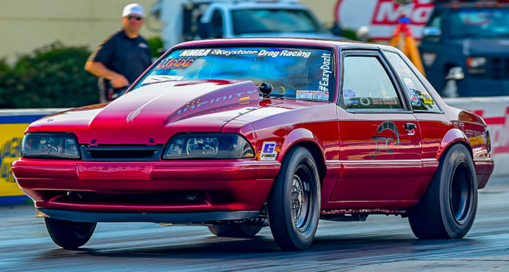 quickest naturally aspirated coyote mustang