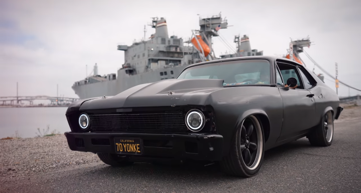 1970 chevy nova build