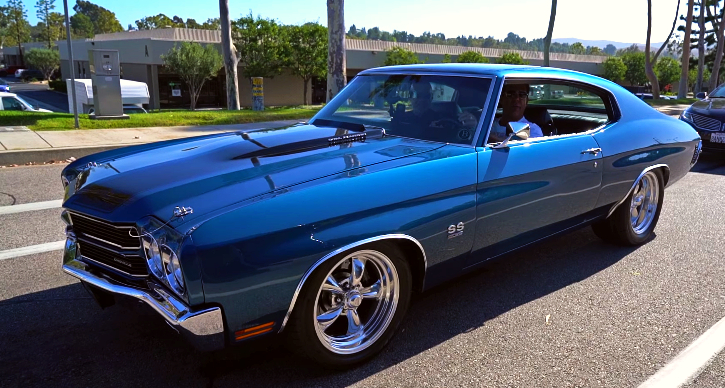632 big block chevy chevelle ss