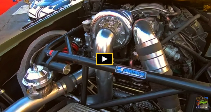 crazy ford coyote and diesel engine swaps