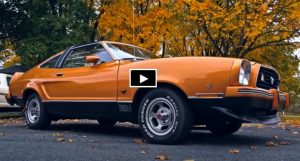 ford mustang II road test