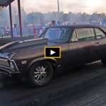 chevy nova no prep race car
