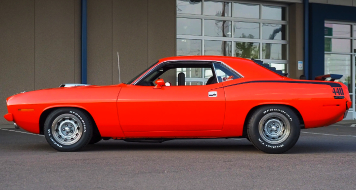 plymouth cuda 440 stroked to 512