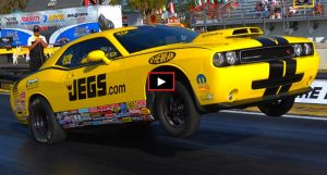 jegs performance dodge challenger drag racing