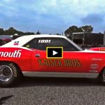kaiser bros plymouth cuda drag racing