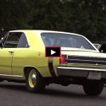 m-coded 1969 dodge dart gts 440