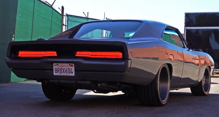custom 1969 dodge charger daily driver