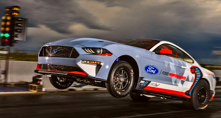 electric cobra jet mustang sneak peek video