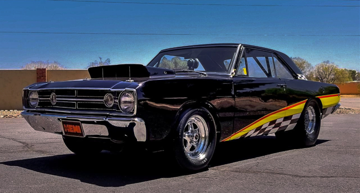real 1968 dodge dart lo23