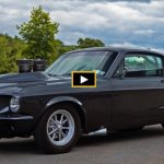 1967 mustang fastback 351 pro street