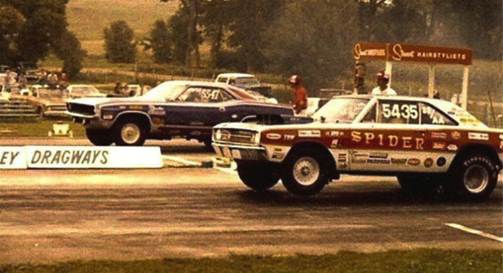 real 1968 dodge hemi dart super stock