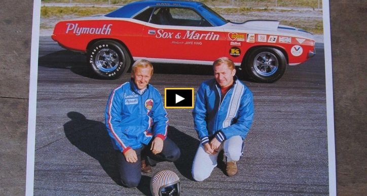 story of ronnie sox and buddy martin