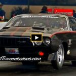 7 second dodge hemi challenger byron dragway