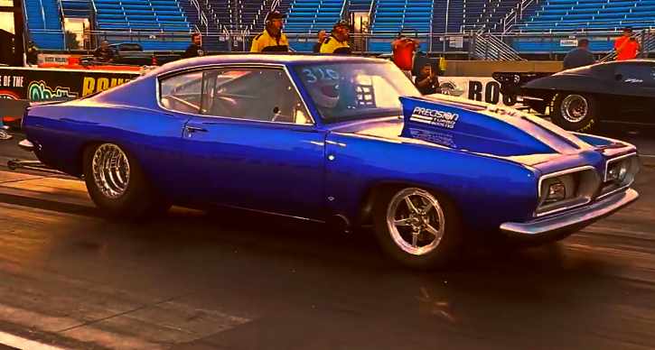 mr nasty twin turbo hemi barracuda