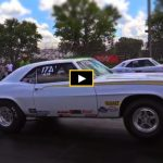 stock eliminator chevy camaros drag racing