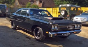 a12 optioned 1969 plymouth road runner