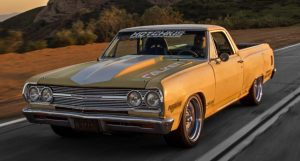 custom built 1965 chevy el camino