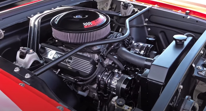 roush powered 1965 ford mustang