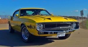 original drag pack 1969 shelby gt500