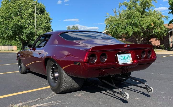 565 big block 1971 chevy camaro