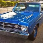 1968 dodge dart gts 383 four barrel restoration